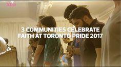 Moments of faith at Toronto Pride 2017