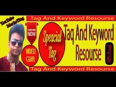 How To Properly Tag And Keyword research Youtube Video ! Get More Views ...