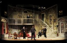 Arsenic and Old Lace. Fulton Theatre/Walnut Street Theatre. Scenic design by Robert Klingelhoefer. 2014