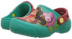 80c2e81a9 Crocs Fun Lab Elena of Avalor Clogs (Toddler Little Kid) Girls Shoes
