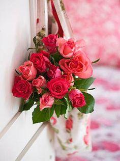 Lovely, romantic roses.