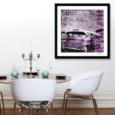 Discover «Road Trip», Numbered Edition Fine Art Print by Andrea Haase - From 20€ - Curioos