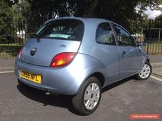 2007 FORD KA 1.3 COLLECTION WITH VERY LOW MILEAGE & LONG MOT #ford #ka #forsale #unitedkingdom