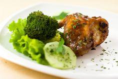 Especial receta de pollo con brócoli - El Gran Chef