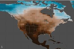 Carbon Emissions Could Dramatically Increase Risk of U.S. Megadroughts  http://1.usa.gov/1yGrMiW #NASA