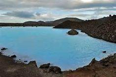 Le Lagon Bleu, Islande,