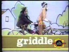 Electric Company tandem bike girls