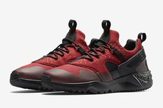 Still available. Nike Air Huarache Utility Red Black.  http://ift.tt/1REDB4J