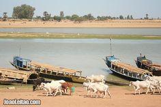 Visite Mopti em Mali - África melhores destinos