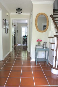 Refinish your grout