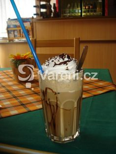Fashion and Lifestyle Frappe, Smoothies, Food And Drink, Pudding, Ice Cream, Drinks, Cooking, Desserts, Recipes