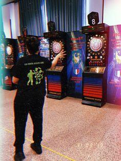 Arcade Games, Rigs, Punk, Style, Stylus, Punk Rock