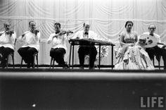 Om Kolthoum, Nightingale of the Nile, June 1st, 1962 concert, photographed by Howard Sochurek.Life Magazine