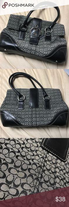 Used Coach Purse Used Coach Purse. No trades. Coach Bags Shoulder Bags