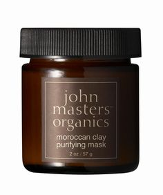 Want an effective & relaxing at-home spa treatment? Try John Masters Organics Moroccan Clay Purifying Mask. It detoxes skin, reduces inflammation and controls sebum production. Get it for less here: http://americanskincarecompany.com/skincare/face/moroccan-clay-purifying-mask-for-oily-combination-skin-57g-2oz.html