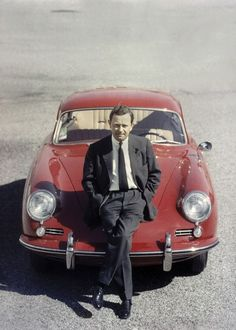 Ferdinand Porsche - designer of the iconic 911