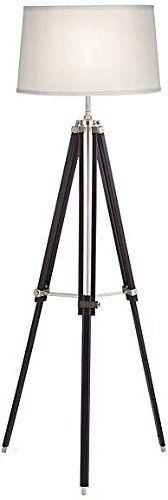 Decor, Wood, Tripod Lamp, Floor Lamp, Lamp, Flooring, Lighting, Home Decor