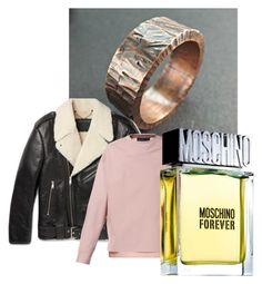 """""""CrazyAssJD"""" by mileypiters ❤ liked on Polyvore featuring Marc Jacobs, Diesel and Moschino"""