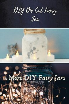 glow jars for kids #glowjarswithglowsticks