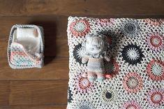 Set-Ander multicolor+Leonor-blanket