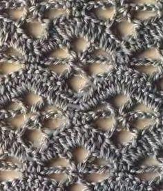 Узор №170 - Вязанки.РУ - Все о вязании