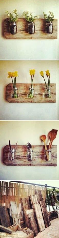 Unbelievable DIY some kitchen storage. Having a current obsession with mason jars… The post DIY some kitchen storage. Having a current obsession with mason jars…… appeared first on Feste Home De .