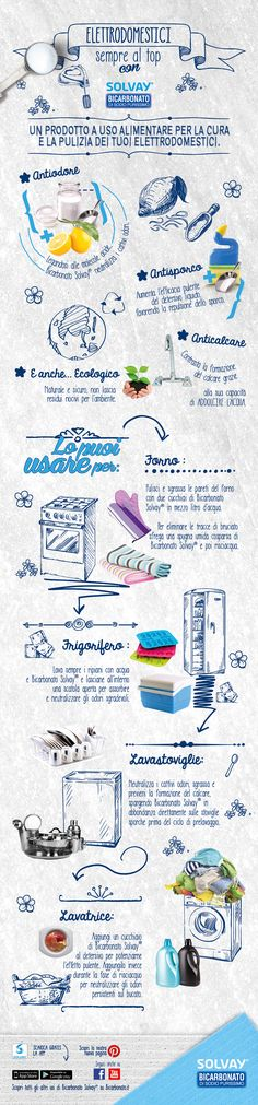 """Una cucina al """"top"""" Casa Clean, Clean House, Green Life, Go Green, Diy Cleaning Products, Cleaning Hacks, My Beautiful Laundrette, Ideas Para Organizar, Flylady"""