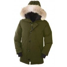 Canada Goose Chateau Parka for Mens in Green