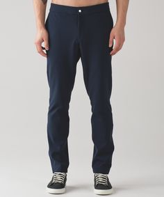 Lululemon Sojourn Pant   Made for commuting to work + still looking like great chinos.
