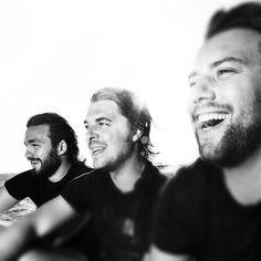 Steve Angello, Axwell, Sebastian Ingrosso: Swedish House Mafia