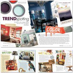 Layout Design Oregon Home Magazine Feb Mar 2012 Jon Taylor Carter