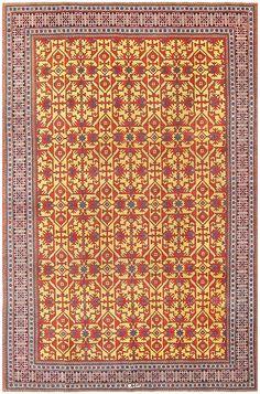 Antique Persian Tabriz Rug 48248 Detail/Large View - By Nazmiyal