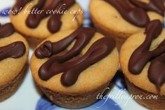 Wow! Butter Cookie Cups @thefrillyapron www.thefrillyapron.com
