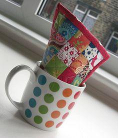 Mug Rug gift idea