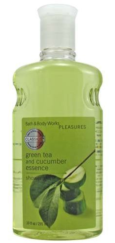 Bath & Body Works Classics Green Tea and Cucumber « Holiday Adds