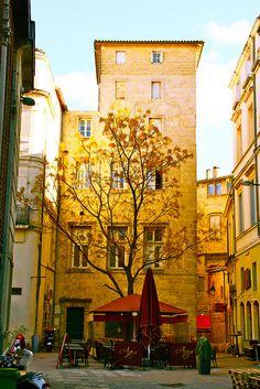 Place Castellane, Montpellier, France