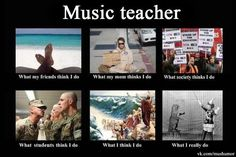 Music Teachers in Perspective