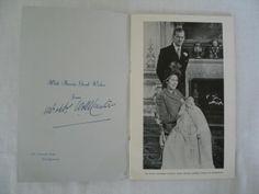 HRH Prince Charles of Edinburgh - 1948 Royal Birth Souvenir Booklet