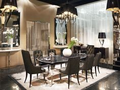 Versailles - Dining Room | Visionnaire Home Philosophy