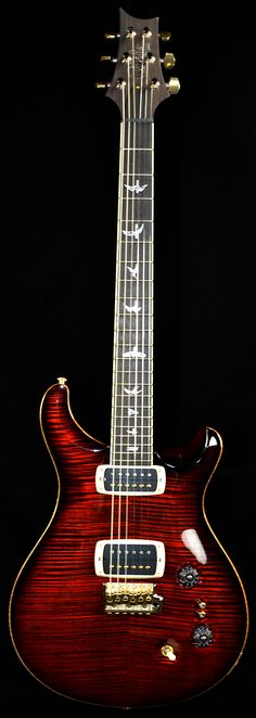 Wild West Guitars : PRS Signature Limited Fire Red