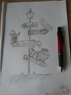 Disney movies drawing