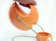 Jasmine - teapot by Design Gang info@designgang.net