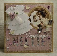 Lenas kort: Dåpsbarnet Nellie Doodles, Frame, Blog, Cards, Decor, Picture Frame, Decoration, Blogging, Maps