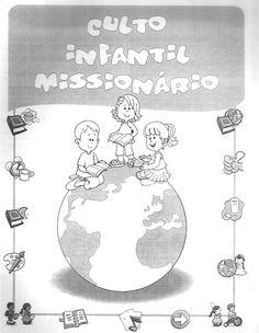 Baú de Recursos para o Ministério Infantil