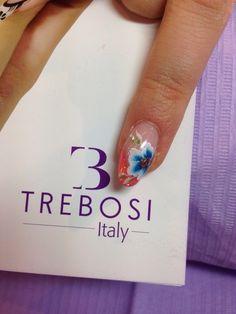 www.trebosi.com #nailart