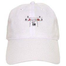 dji Phantom Quadcopter Baseball Cap for Hook And Loop Tape, Bad Hair Day, Hat Making, Baseball Cap, Color Combinations, Dji Phantom, Stylish, Hats, Christmas Gifts