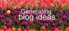 5 Ways To Come Up With Original Blog Post Ideas - @b2community