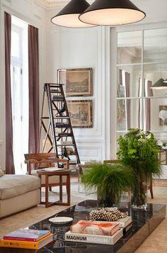 CASA TRÈS CHIC: Living rooms