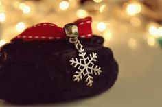 Talvi - śnieżynka #sopeppermint #sopeprmt #christmas #jewelry #bracelet #winter #snowflake