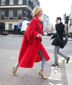 Looking for more RED fashion & street style ideas? Check out my board: Red Street Style by @aureliansupply